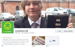 LinusCare på FB